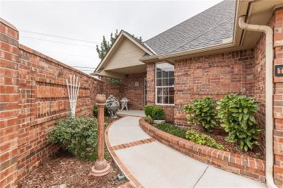 Oklahoma City Attached For Sale: 4100 NW 148th Terrace