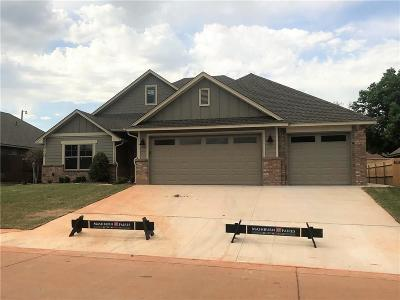 Warr Acres Single Family Home For Sale: 5506 Painted Pony Road