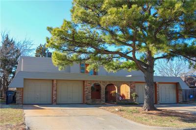Oklahoma County Multi Family Home For Sale: 6409 N Peniel Avenue
