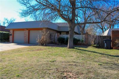 Oklahoma City Multi Family Home For Sale: 6417 N Peniel Avenue