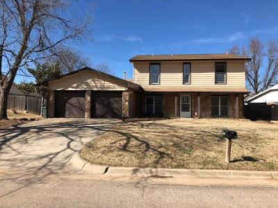 Single Family Home For Sale: 6421 Whitehall Drive