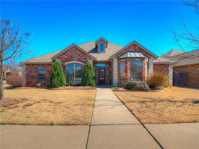Single Family Home For Sale: 16420 Old Oak Drive