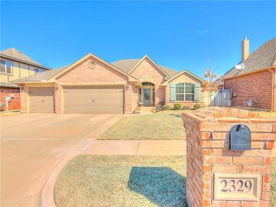 Edmond Single Family Home For Sale: 2329 156th
