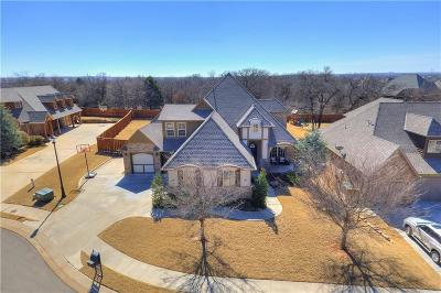 Edmond Single Family Home For Sale: 2808 Cattle Drive