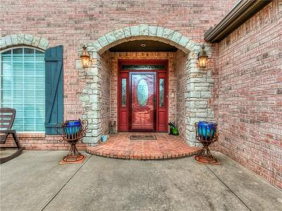 Choctaw Single Family Home For Sale: 2600 Glen Aeire