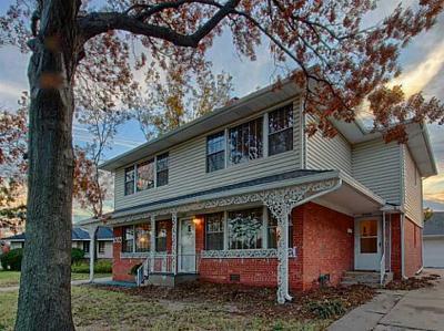 Nichols Hills Multi Family Home For Sale: 6503 Avondale Drive