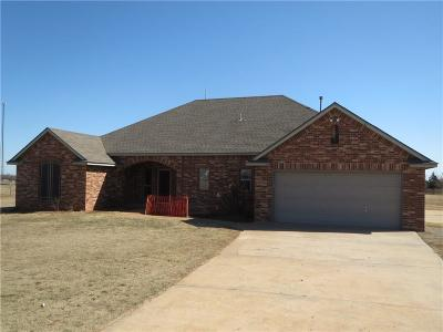 Tuttle OK Single Family Home Sale Pending: $185,000