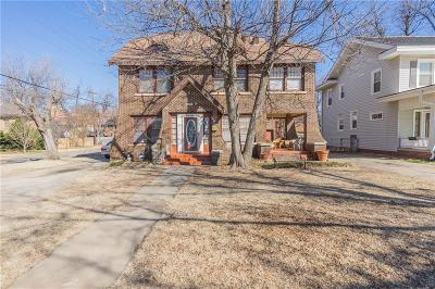 Single Family Home For Sale: 1831 NW 17th Street