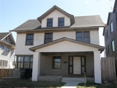 Single Family Home For Sale: 1122 NW 13th Street