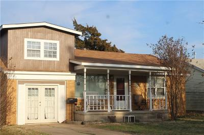 Norman Single Family Home For Sale: 1413 Eisenhower