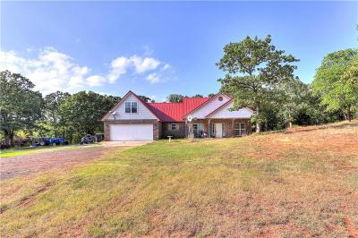 Choctaw Single Family Home For Sale: 9401 Koelsch Lane