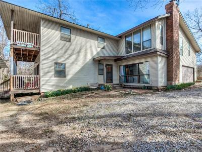 Oklahoma City Single Family Home For Sale: 1231 N Chisholm Road