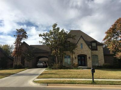 Edmond Single Family Home For Sale: 4709 Shades Bridge Road