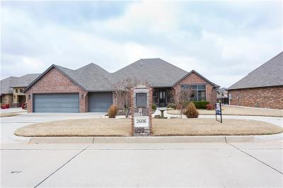 Choctaw Single Family Home For Sale: 2606 Forest Glen