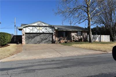 Elk City Single Family Home For Sale: 132 Merritt