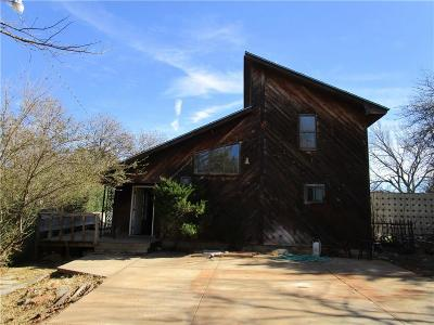 Choctaw Single Family Home For Sale: 5100 S Hiwassee