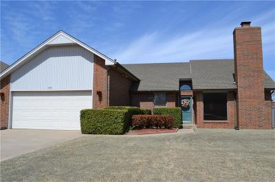 Shawnee Single Family Home For Sale: 1208 Windsor Place