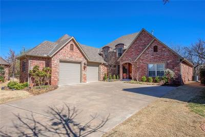 Oklahoma City Single Family Home For Sale: 7916 Nichols Gate Circle