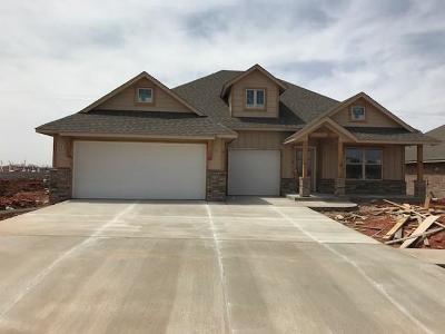 Yukon Single Family Home For Sale: 14313 Limestone Lane