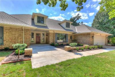 Oklahoma City Single Family Home For Sale: 4704 Seabrook Court