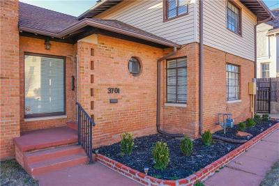 Oklahoma City Single Family Home For Sale: 3701 N Olie