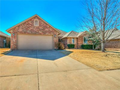 Edmond Single Family Home For Sale: 2816 NW 167th Street