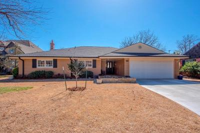 Nichols Hills OK Single Family Home For Sale: $464,500