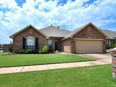 Edmond Rental For Rent: 17017 Ridgewood Drive