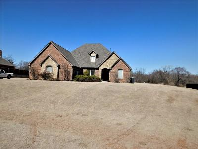 Oklahoma City Single Family Home For Sale: 11309 Marbella Drive