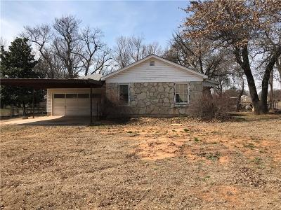 Midwest City Single Family Home For Sale: 10520 NE 10th Street