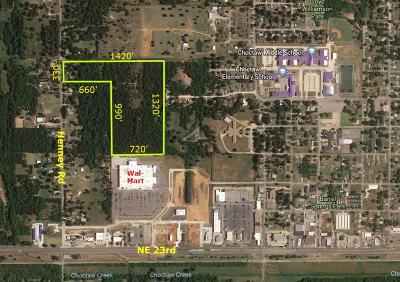 Choctaw Residential Lots & Land For Sale: 2998 N Henney