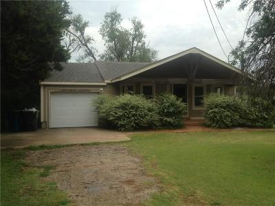 Midwest City Single Family Home For Sale: 1116 N Timber Road