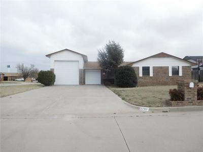Single Family Home For Sale: 2707 S David Drive