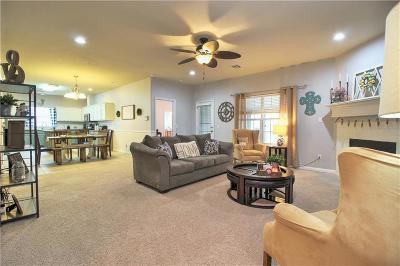 Oklahoma City Single Family Home For Sale: 6705 Eagles Landing