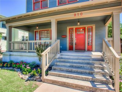 Oklahoma City Single Family Home For Sale: 910 NW 21st