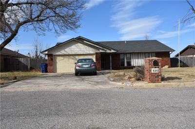 Single Family Home For Sale: 520 SW 25th Street