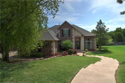 Edmond Single Family Home For Sale: 3616 Derby Run Drive