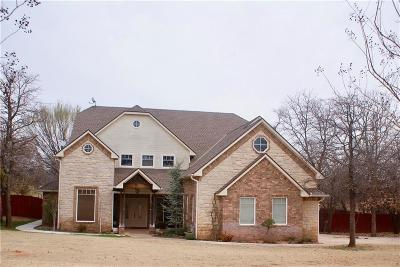 Blanchard OK Single Family Home For Sale: $329,900