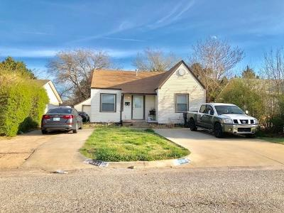 Oklahoma City Single Family Home For Sale: 2225 NW 31st Street