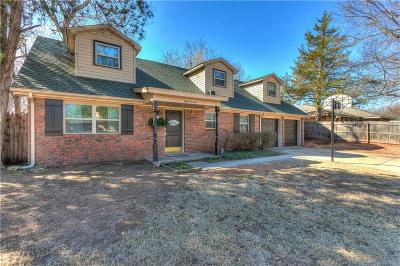 Norman Single Family Home For Sale: 814 Hardin Drive