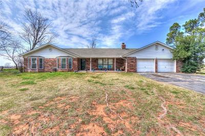 Blanchard Single Family Home For Sale: 1180 County Street 2980