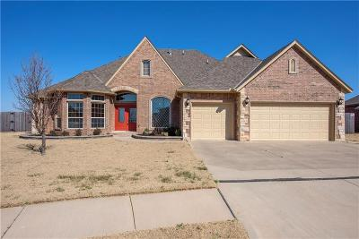 Oklahoma City Single Family Home For Sale: 6316 Braniger Way