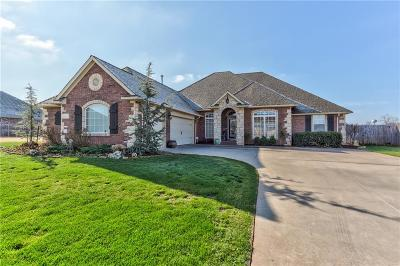 Edmond Single Family Home For Sale: 1124 Brayhill Road Road