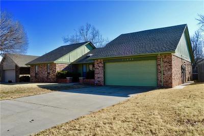 Oklahoma City Rental For Rent: 11630 Teton Road