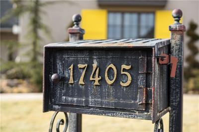 Edmond OK Single Family Home For Sale: $1,485,000