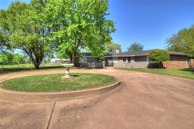 Norman Single Family Home For Sale: 1719 E Post Oak