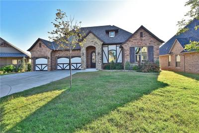 Edmond Single Family Home For Sale: 4900 Coronado Bridge Court