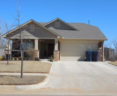 Yukon Single Family Home For Sale: 3532 Piney River Drive