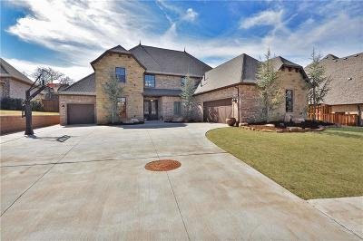 Edmond Single Family Home For Sale: 2716 Open Range Road
