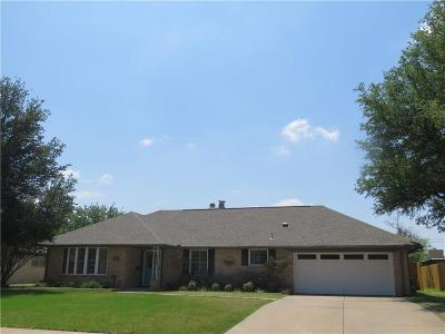 Single Family Home For Sale: 204 S Cardinal Circle